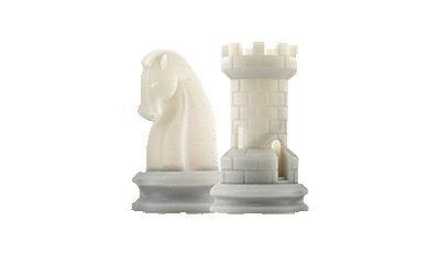printer 3d photopolymer resin white output