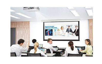 epson high brightness projector presentation 1 output