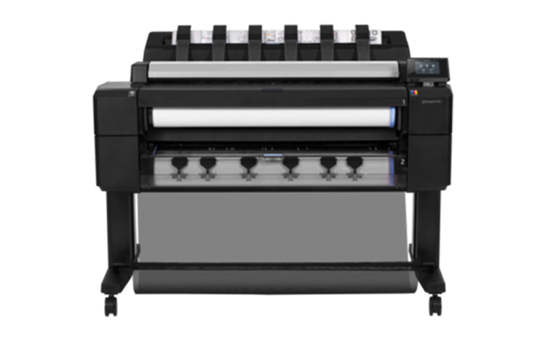 hp designjet t2530 mfp 3 gallery