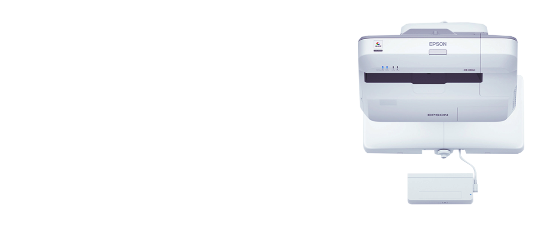 jual projector interactive epson eb-696ui