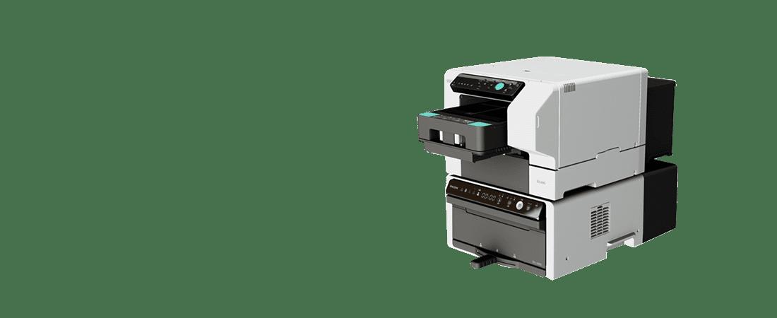 jual ricoh ri 100 direct to garment printer