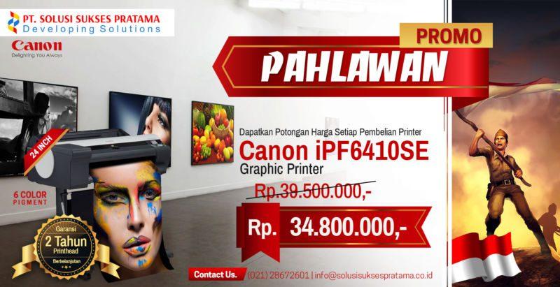 Promo Pahlawan November 2017