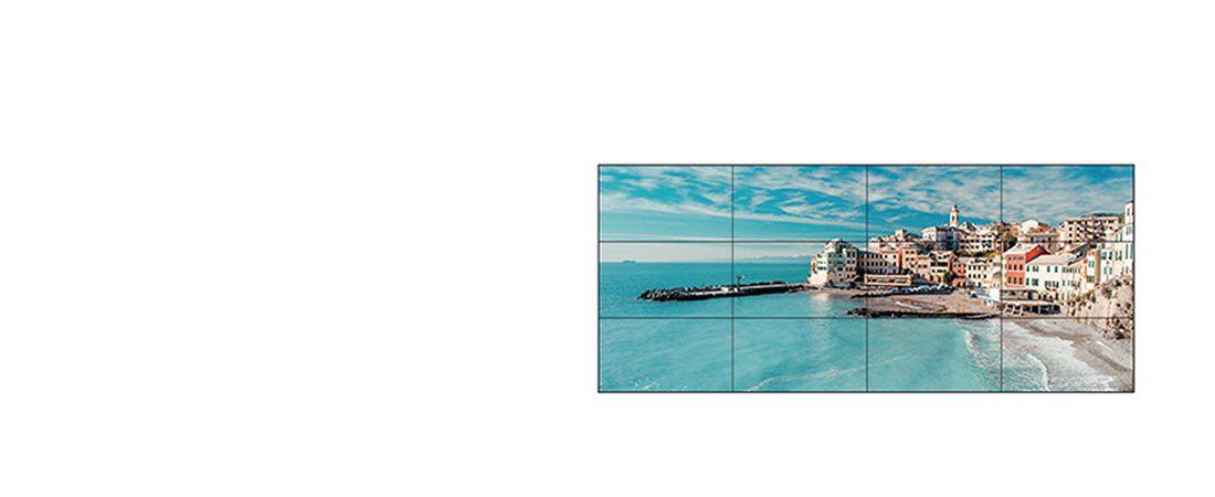 jual video wall 49vl5b digital signage