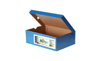 printer label box output