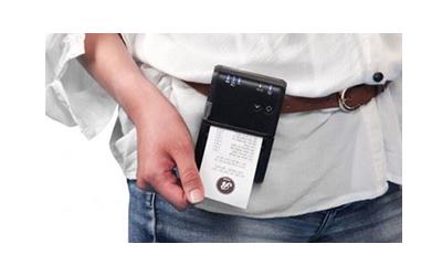 printer label mobile receipt