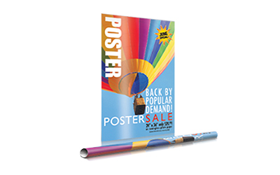 printer graphic poster output