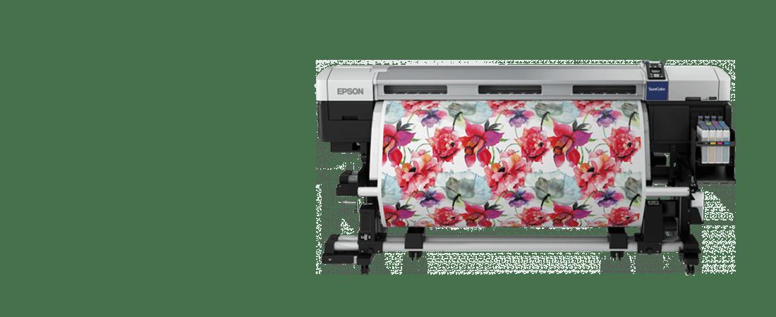 Jual plotter epson surecolor sc-f7270 sublimation printer