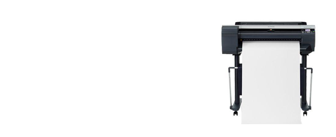 jual plotter canon imageprograf ipf6410se graphic printer