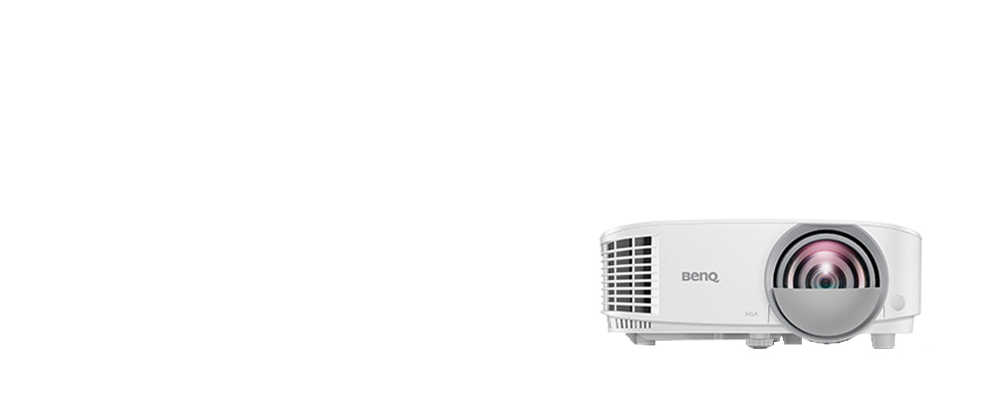 jual short throw projector benq dx808st