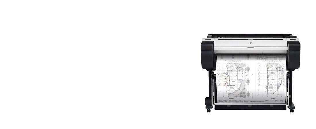jual plotter technical canon imageprograf ipf781