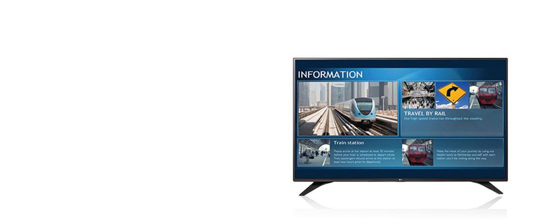 jual digital signage lg 55lw540s