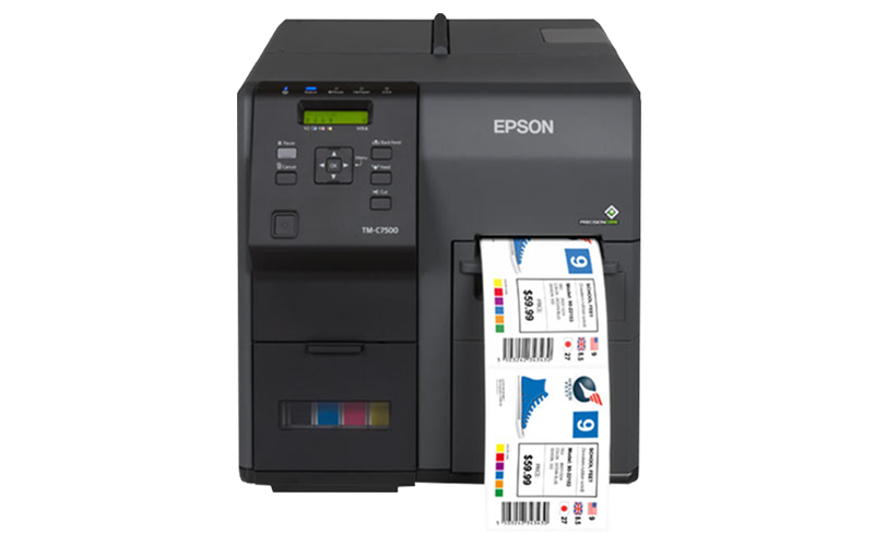 epson colorworks™ c7510g related post