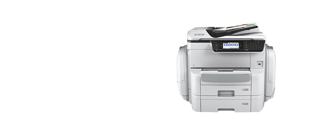jual epson workforce wf-c869r